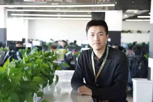 一亩田创始人邓锦宏